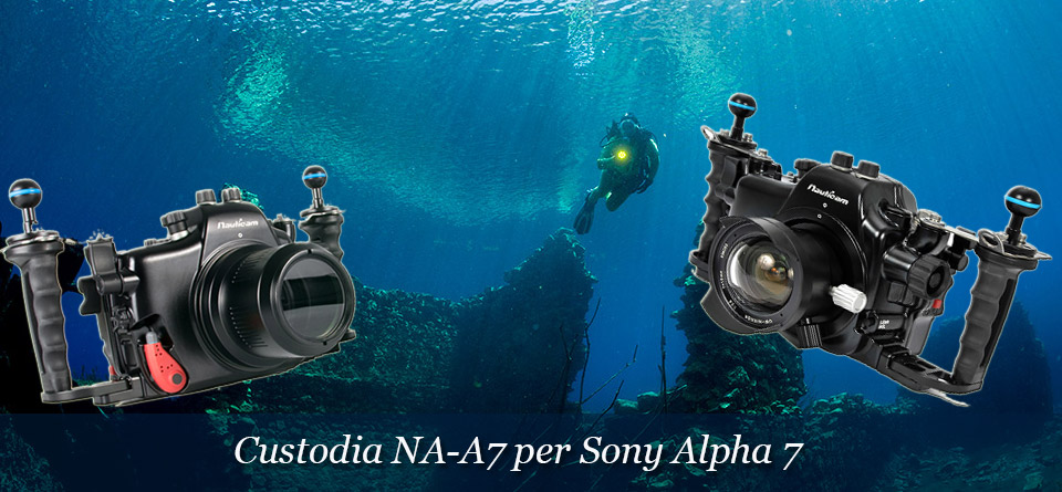 Custodia NA-A7 per SONY Alpha7 Mirrorless