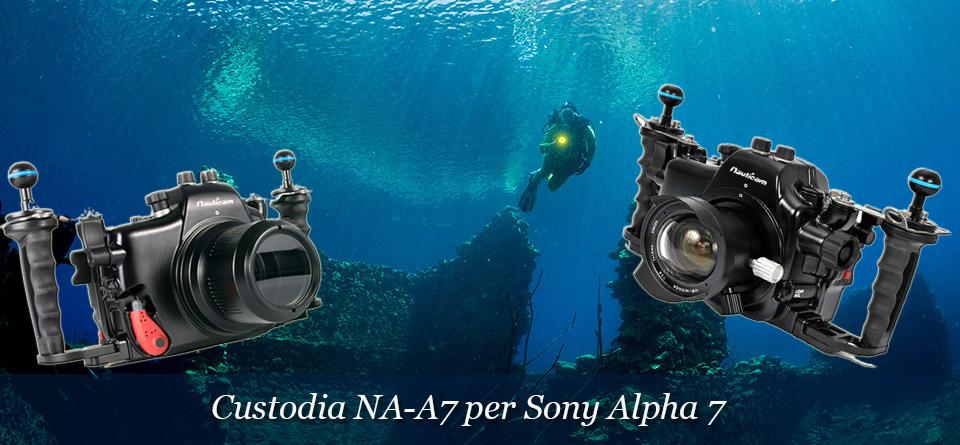 Custodia NA-A7 per SONY Alpha7 Mirrorless