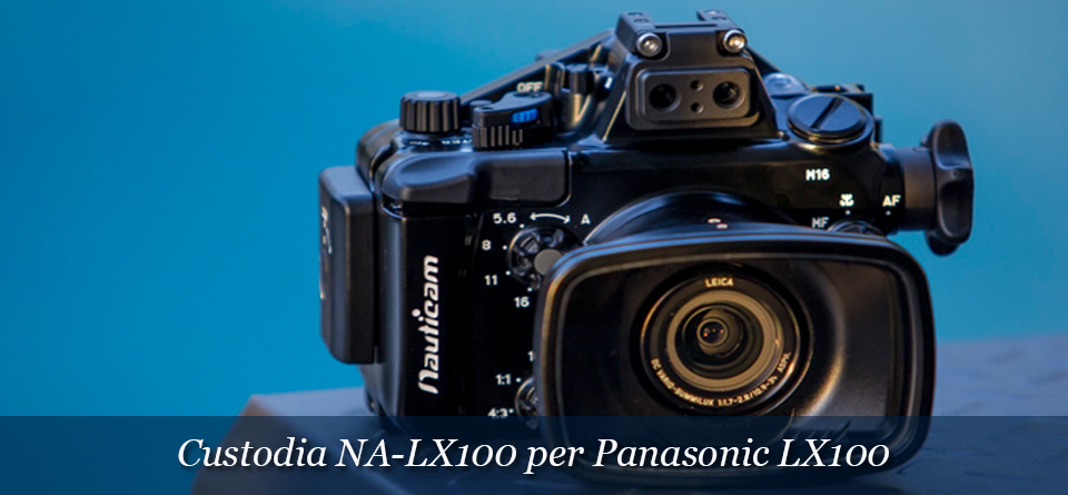 Custodia per Panasonic LX100
