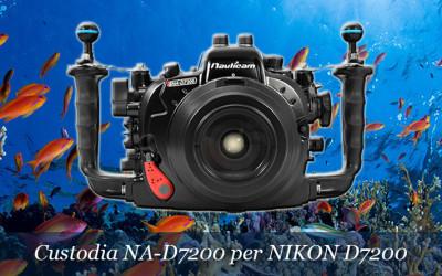 Custodia NA-D7200 per Nikon D7200