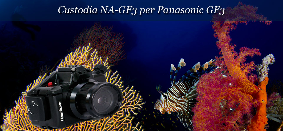 Custodia per Panasonic GF3
