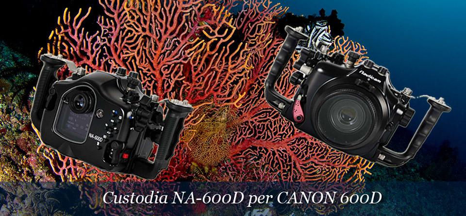 Custodia per CANON 600D