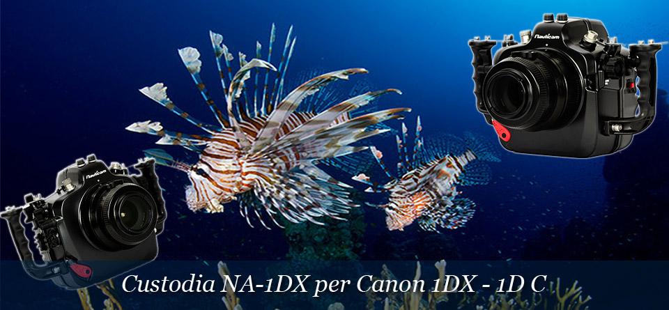 Custodia NA-1DX per Canon 1Dx – Canon 1D C