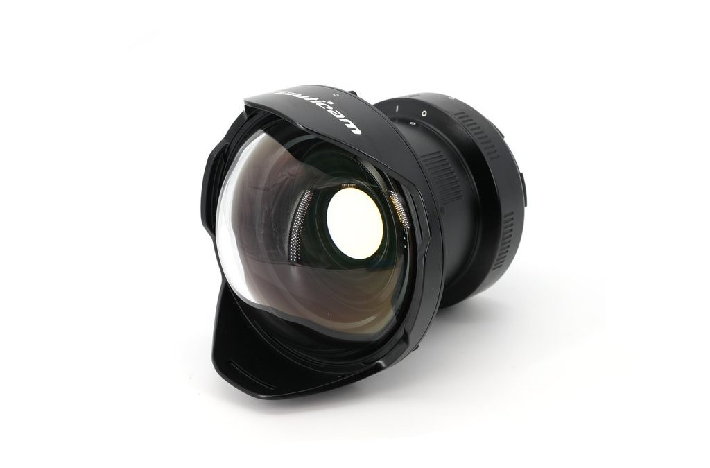 Lente correttiva WACP-1 – Wide Angle Correction Port