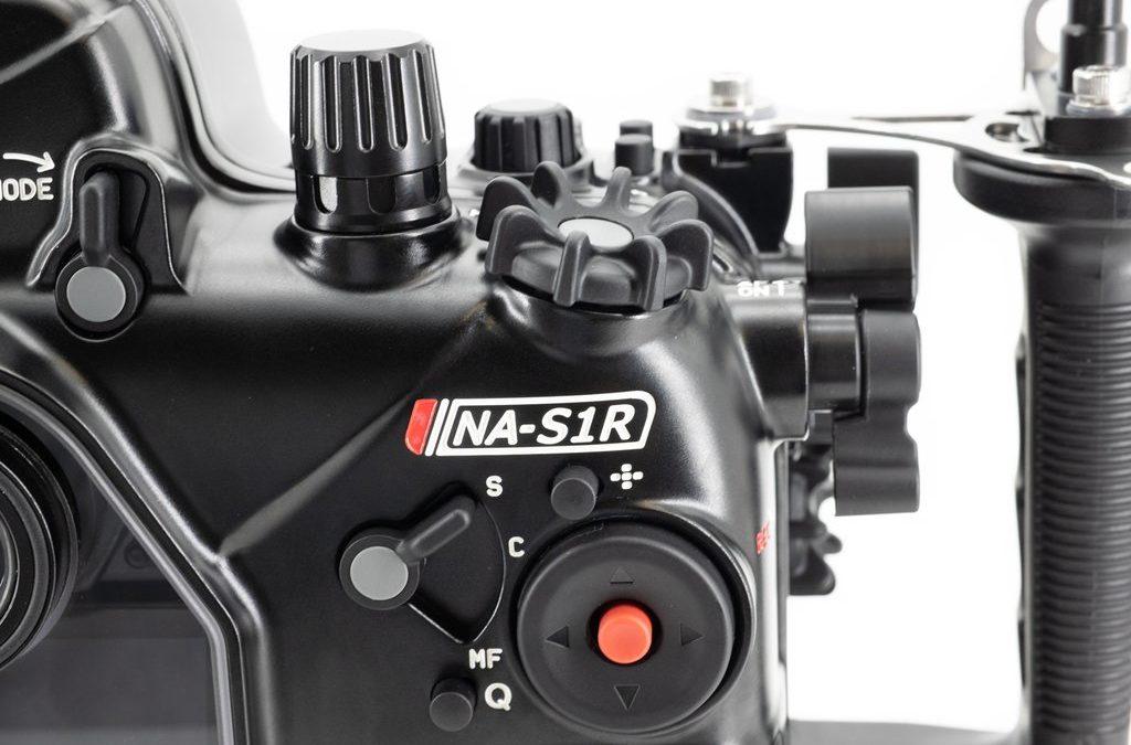 Custodia NA-S1R per Panasonic S1 e S1R