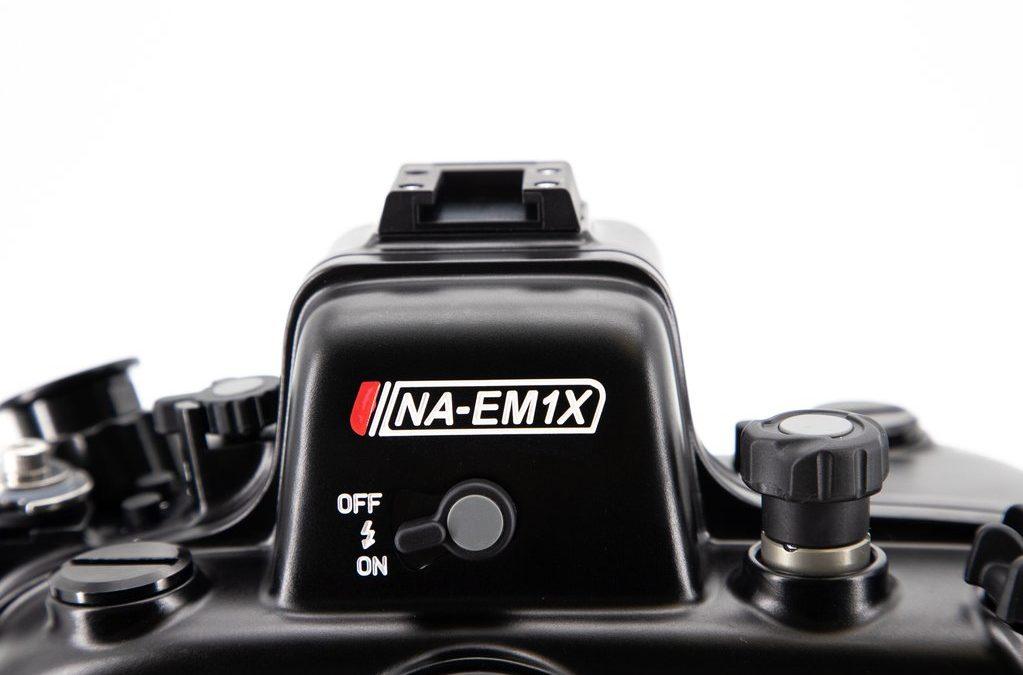 Custodia NA-EM1X per OLYMPUS EM-1X