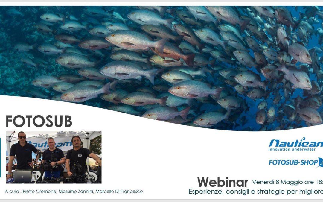 Fotosub: Consigli, esperienze e strategie per migliorare
