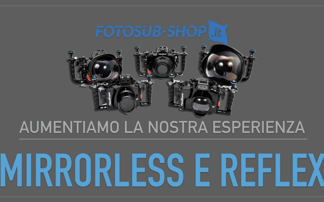 Parliamo di Reflex e Mirrorless