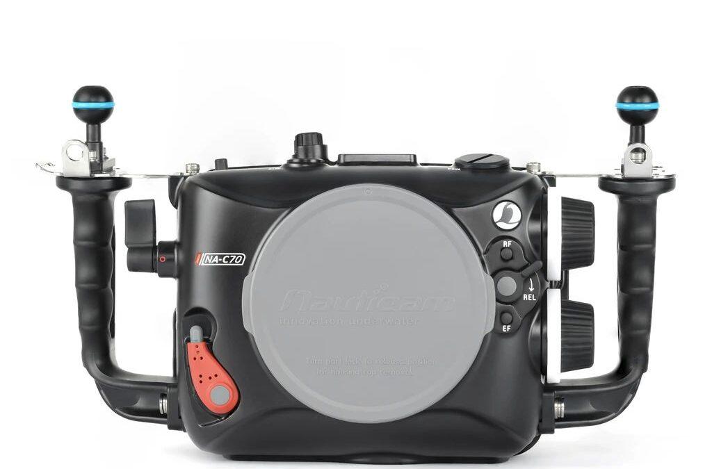 Custodia per telecamera CANON EOS C70 Digital Cinema